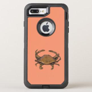 Coque OtterBox Defender iPhone 8 Plus/7 Plus Crabe de cuivre