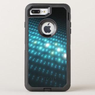 Coque OtterBox Defender iPhone 8 Plus/7 Plus Globes bleus 3D