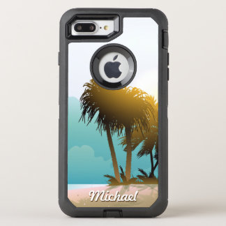 Coque OtterBox Defender iPhone 8 Plus/7 Plus La Floride