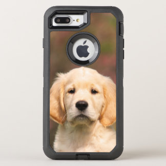 Coque OtterBox Defender iPhone 8 Plus/7 Plus La photo mignonne d'animal familier de chiot de
