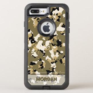 Coque OtterBox Defender iPhone 8 Plus/7 Plus Modèle nommé de Camo de désert