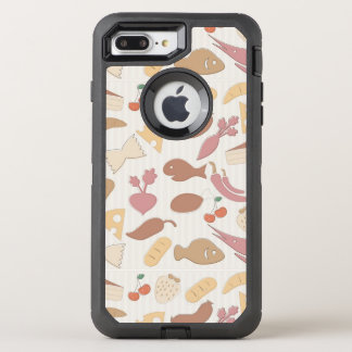 Coque OtterBox Defender iPhone 8 Plus/7 Plus Motif 2 2 de nourriture