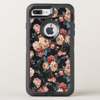 Coque OtterBox Defender iPhone 8 Plus/7 Plus Otterbox floral victorien 7 de motif