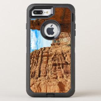 Coque OtterBox Defender iPhone 8 Plus/7 Plus Parc national de canyon de Wall Street Bryce en
