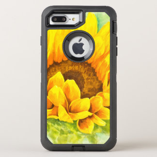 Coque OtterBox Defender iPhone 8 Plus/7 Plus Tournesol