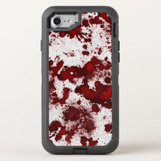 Coque Otterbox Defender Pour iPhone 7 BloodyWhiteFabric60