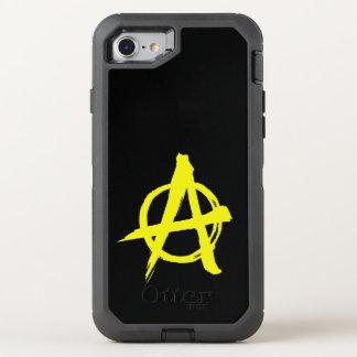 Coque Otterbox Defender Pour iPhone 7 Boîte de loutre d'iPhone d'Anarcho-Capitaliste