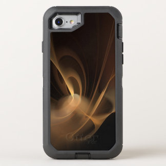 Coque Otterbox Defender Pour iPhone 7 brume d'or