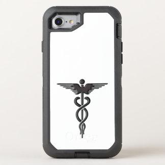 Coque Otterbox Defender Pour iPhone 7 Caducée médical d'insignes