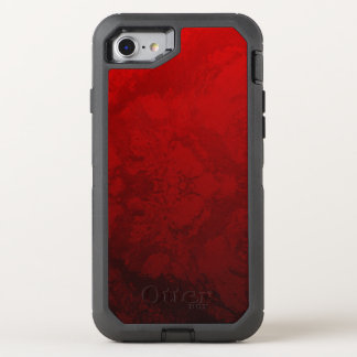 Coque Otterbox Defender Pour iPhone 7 Conception rouge rouge