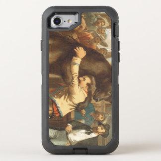Coque Otterbox Defender Pour iPhone 7 Lutte occidentale sauvage de PIÈCE EN T