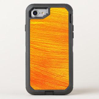 Coque Otterbox Defender Pour iPhone 7 Plan rapproché de la peinture de toile