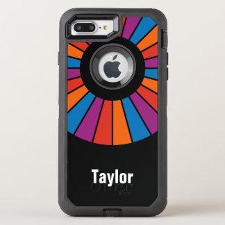 Coque Otterbox Defender Pour iPhone 7 Plus Cadre rond 20 de rayons + votre backgr. et idées
