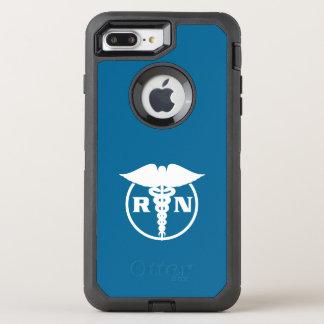 Coque Otterbox Defender Pour iPhone 7 Plus Conception d'infirmier autorisé