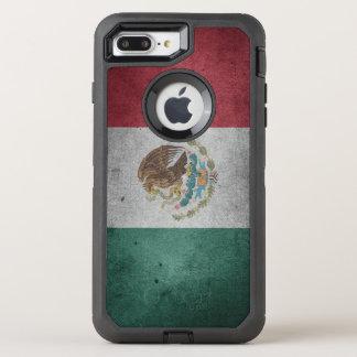 Coque Otterbox Defender Pour iPhone 7 Plus Drapeau mexicain classique