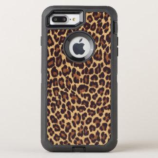 Coque Otterbox Defender Pour iPhone 7 Plus Empreinte de léopard exotique