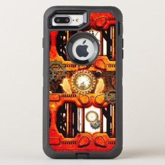 Coque Otterbox Defender Pour iPhone 7 Plus Steampunk