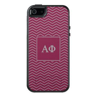 Coque OtterBox iPhone 5, 5s Et SE Alpha motif du phi   Chevron