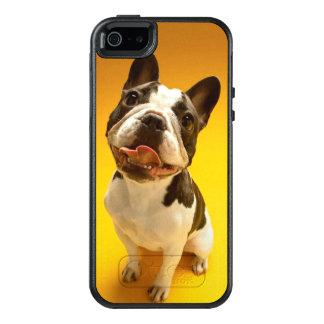 Coque OtterBox iPhone 5, 5s Et SE Bouledogue français recherchant