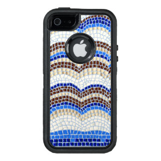 Coque OtterBox iPhone 5, 5s Et SE Caisse bleue de l'iPhone SE/5/5s d'Apple de