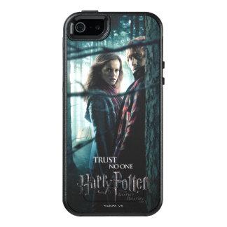 Coque OtterBox iPhone 5, 5s Et SE De mort sanctifie - Hermione et Ron