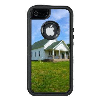 Coque OtterBox iPhone 5, 5s Et SE École de prairie de sauterelle