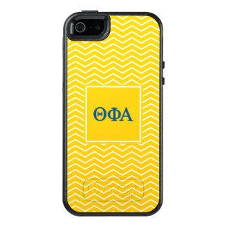 Coque OtterBox iPhone 5, 5s Et SE Motif de l'alpha   Chevron de phi de thêta