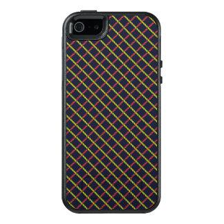 Coque OtterBox iPhone 5, 5s Et SE Motif nautique coloré de corde