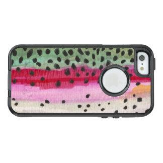 Coque OtterBox iPhone 5, 5s Et SE Pêche de truite arc-en-ciel, ichtyologie