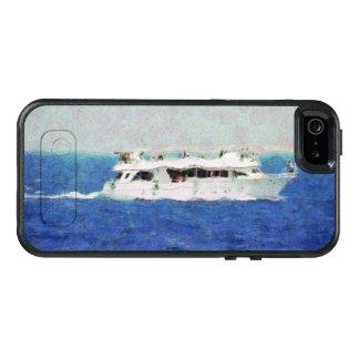 Coque OtterBox iPhone 5, 5s Et SE Peinture de bateau