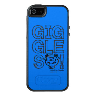 Coque OtterBox iPhone 5, 5s Et SE Petite Mlle Giggles Sketch