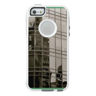Coque OtterBox iPhone 5, 5s Et SE scape original de ville artistique, cas unique de