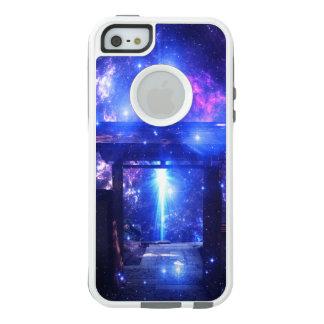 Coque OtterBox iPhone 5, 5s Et SE Voie iridescente à n'importe où