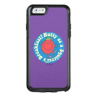 Coque OtterBox iPhone 6/6s À noix en tant que petit déjeuner d'un écureuil !