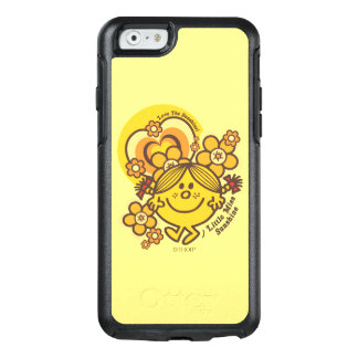 Coque OtterBox iPhone 6/6s Aimez les fleurs du soleil | et les colorez