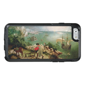 Coque OtterBox iPhone 6/6s Aménagez en parc avec l'automne d'Icare, c.1555