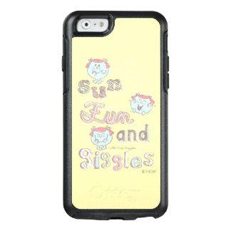 Coque OtterBox iPhone 6/6s Amusement et rires bébêtes de Sun