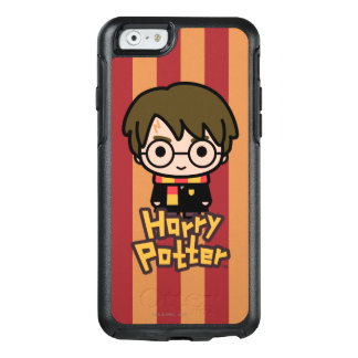 Coque OtterBox iPhone 6/6s Art de personnage de dessin animé de Harry Potter