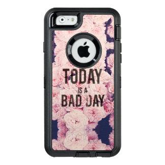 Coque OtterBox iPhone 6/6s Aujourd'hui est un mauvais jour