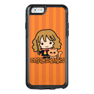 Coque OtterBox iPhone 6/6s Bande dessinée Hermione et Crookshanks