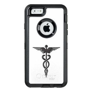Coque OtterBox iPhone 6/6s Caducée médical d'insignes