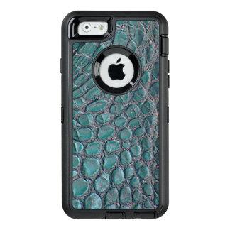 Coque OtterBox iPhone 6/6s Caisse bleue d'alligator