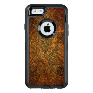 Coque OtterBox iPhone 6/6s Caisse de Tapa de Tahitian