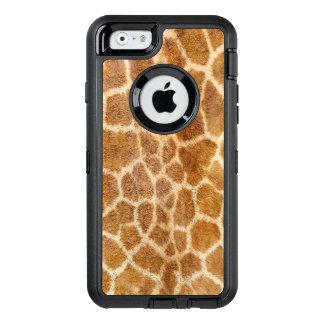 Coque OtterBox iPhone 6/6s Caisse d'impression de girafe