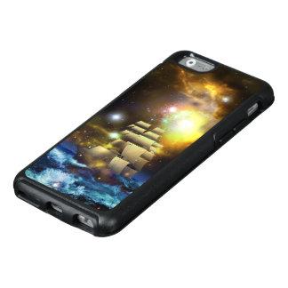 Coque OtterBox iPhone 6/6s Cas de l'iPhone 6 d'OtterBox d'univers de bateau