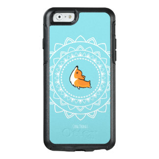 Coque OtterBox iPhone 6/6s Cas de téléphone d'Otterbox de corgi de Namaste