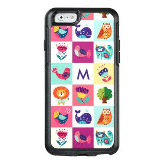 Coque OtterBox iPhone 6/6s Cas mignon de l'iPhone 6/6s d'OtterBox de