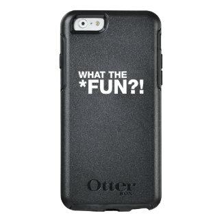 COQUE OtterBox iPhone 6/6S CE QUI L'AMUSEMENT - CAISSE BLANCHE DES TEXTES