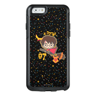 Coque OtterBox iPhone 6/6s Chercheur de Harry Potter Quidditch de bande