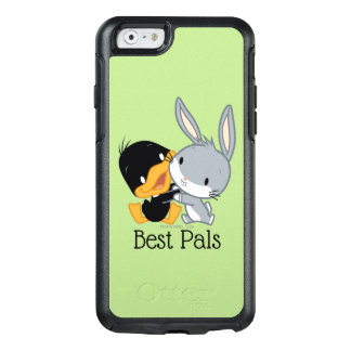 Coque OtterBox iPhone 6/6s Chibi DAFFY DUCK™ et ™ de BUGS BUNNY